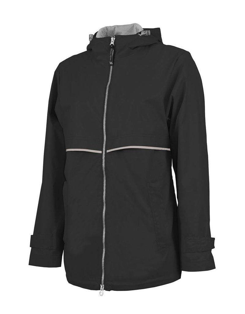 Charles River Apparel Charles River Apparel Women's New Englander Rain Jacket