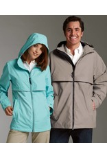 Charles River Apparel Charles River Apparel Men's New Englander Rain Jacket