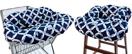 Itzy Ritzy Itzy Ritzy Cart/High Chair Cover