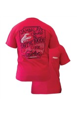 Southern Couture Southern Couture Short Sleeve On the Bayou Tee