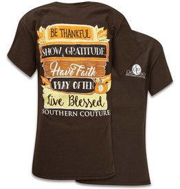 Southern Couture SC S/S Tee- Fall Sign