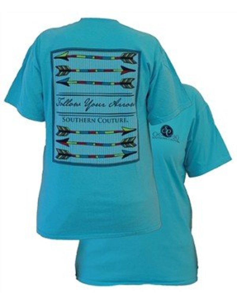 Southern Couture Southern Couture Short Sleeve Follow Your Arrow Tee