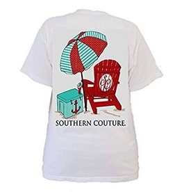 Southern Couture SC S/S Tee- Beach Chair