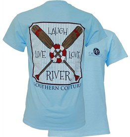 Southern Couture SC S/S Tee- Live, Love, River