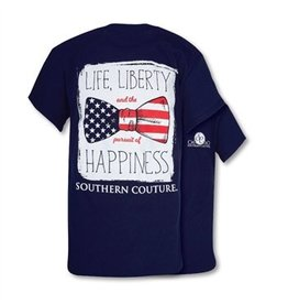 Southern Couture SC S/S Tee- Liberty Bow