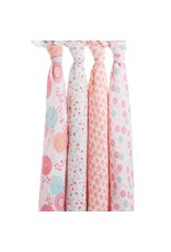 Aden + Anais Aden + Anais | Tea Collection Swaddle Blanket