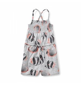tea collection Esperance Smocked Romper