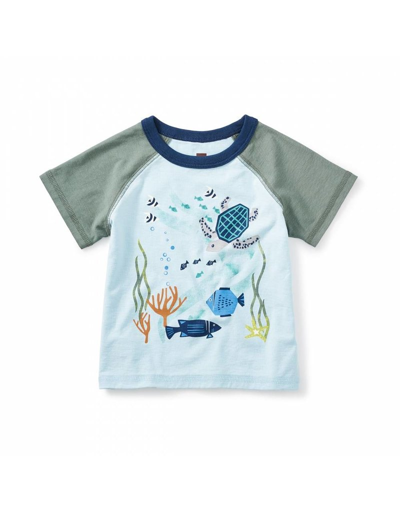 tea collection Tea Collection Great Barrier Reef Graphic Tee