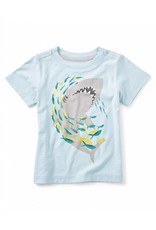 tea collection Tea Collection Great White Graphic Tee