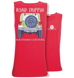 Southern Couture Road Trippin Tank