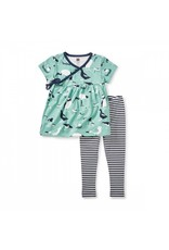 tea collection Tea Collection Seabirds Baby Outfit