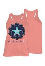 SS Simply Southern Tank- Star