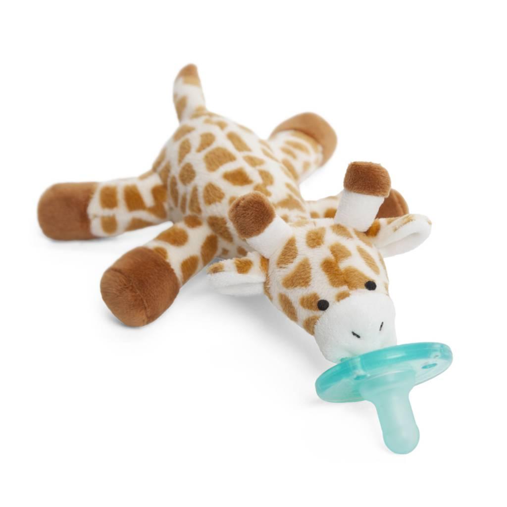 Wubbanub Wubbanub Pacifier- Baby Giraffe