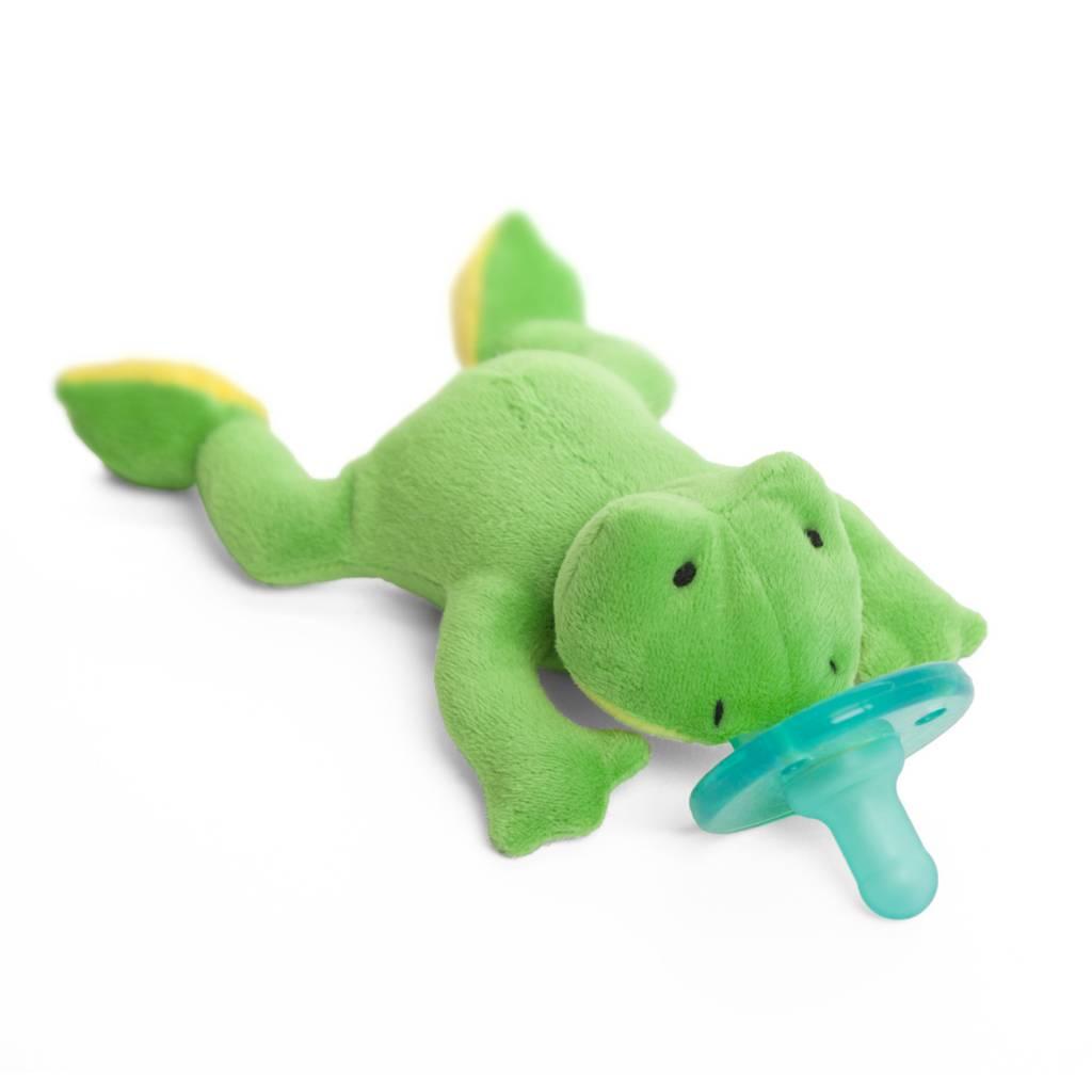Wubbanub Wubbanub Pacifier- Green Frog