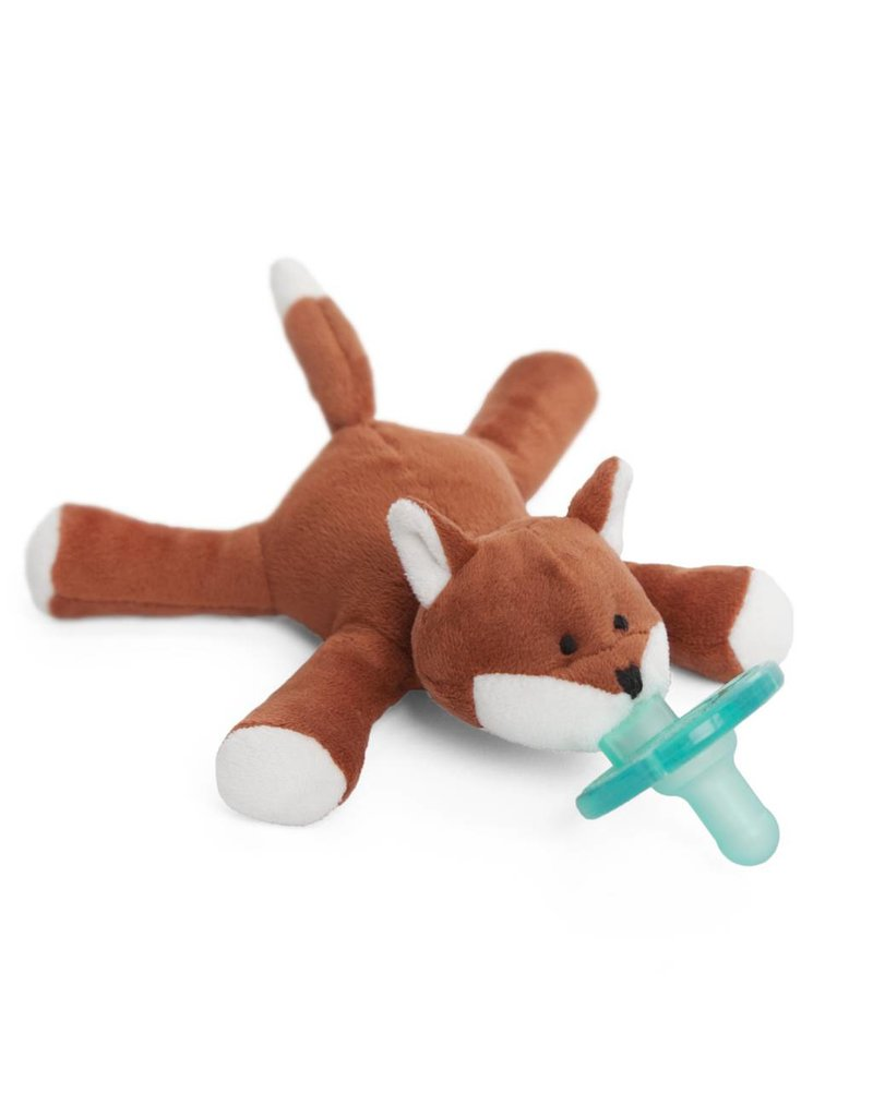 Wubbanub Wubbanub Pacifier- Tiny Fox