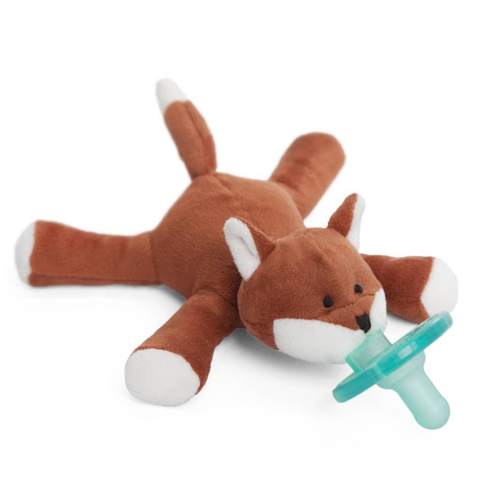 Wubbanub Wubbanub Pacifier- Tiny Fox