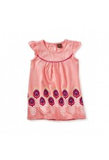 tea collection Tea Collection Feather Graphic Baby Dress