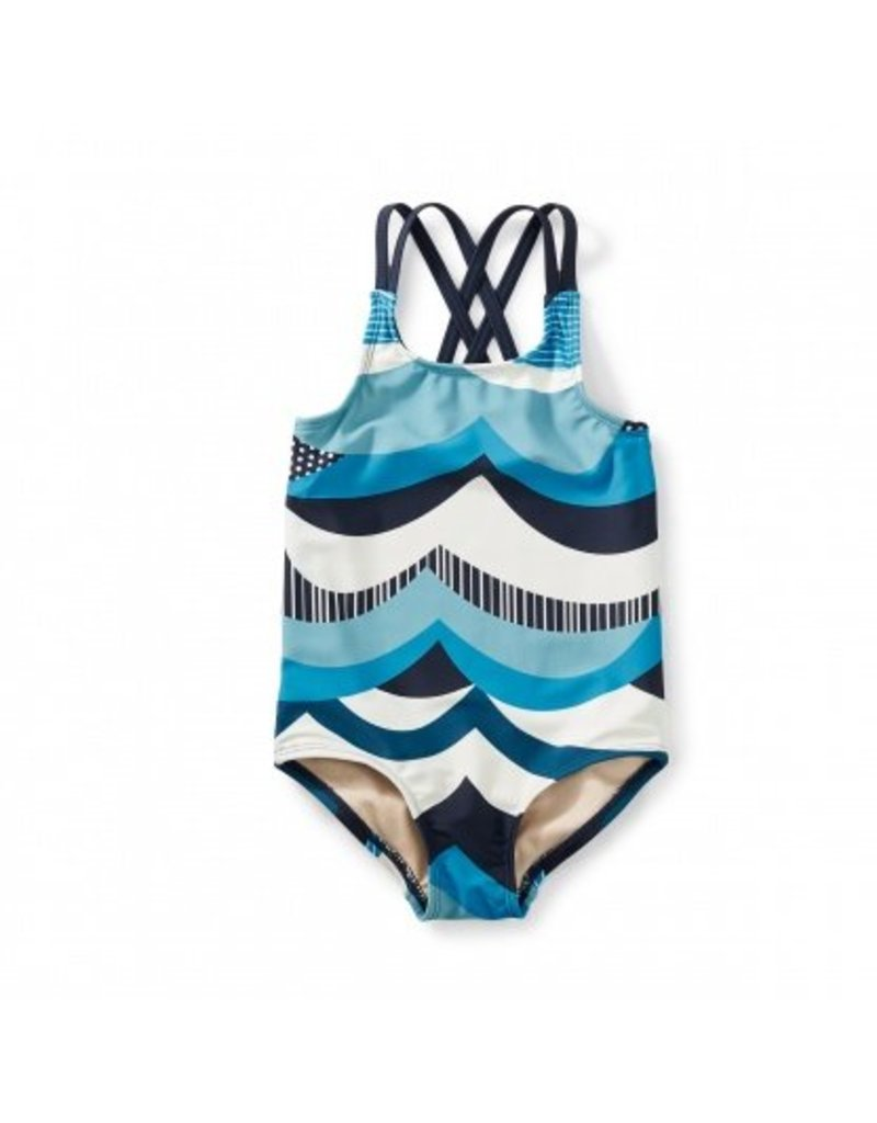 tea collection Tea Collection Make Waves One-Piece