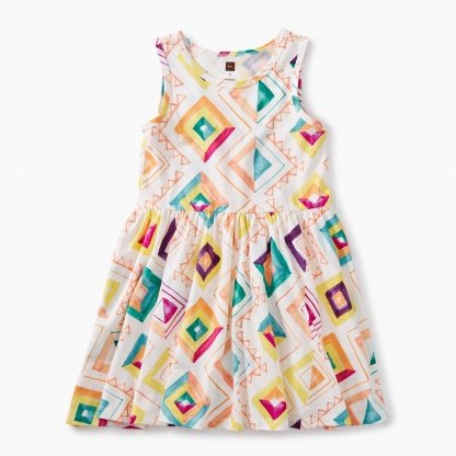 tea collection Skirted Tank Dress