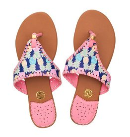SS Simply Southern Sandals- MultiPine