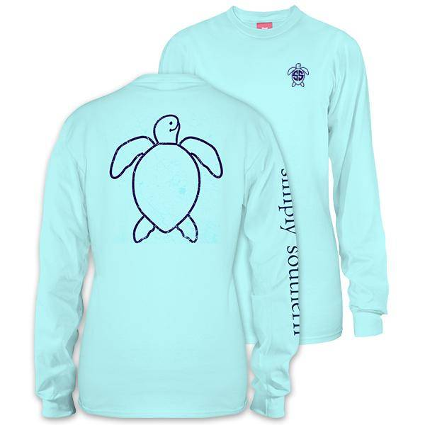 SS Simply Southern Long Sleeve Tee- Save