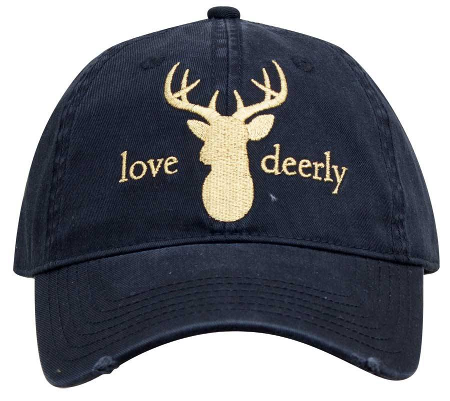 SS Simply Southern Hat- Deerly