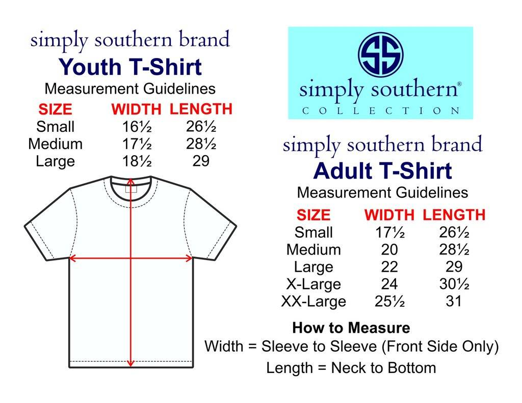 SS Simply Southern Simply Faithful BB Tee- MomLife