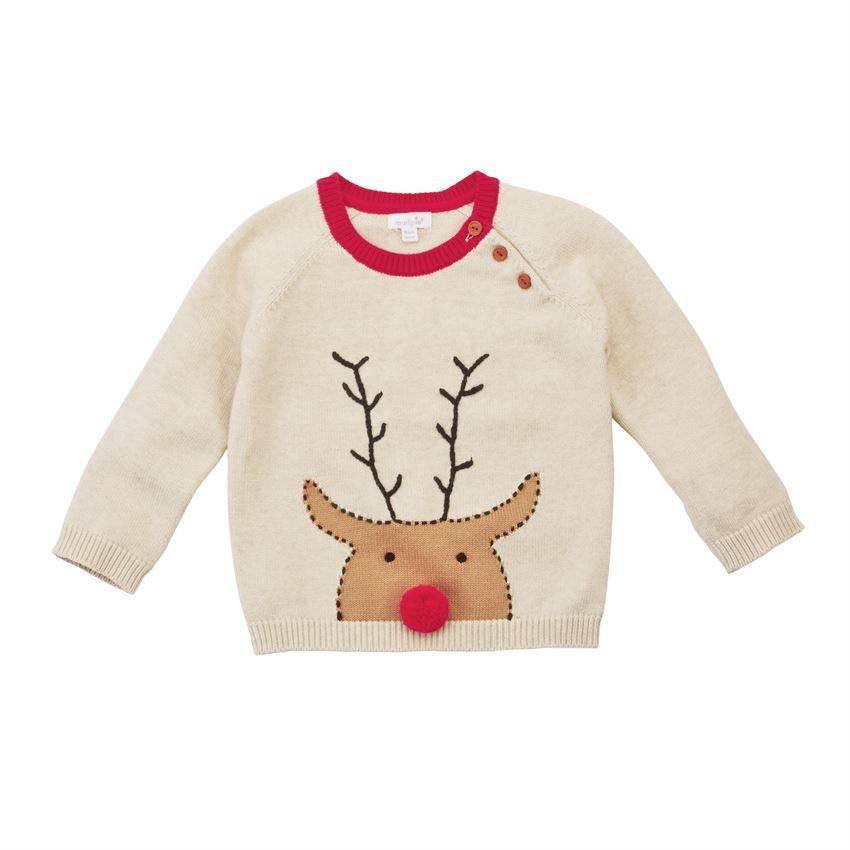Mudpie Reindeer Sweater