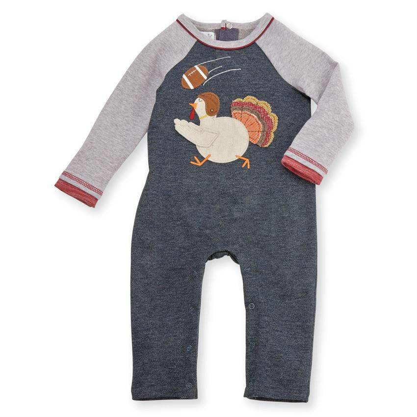 Mudpie Turkey One-Piece