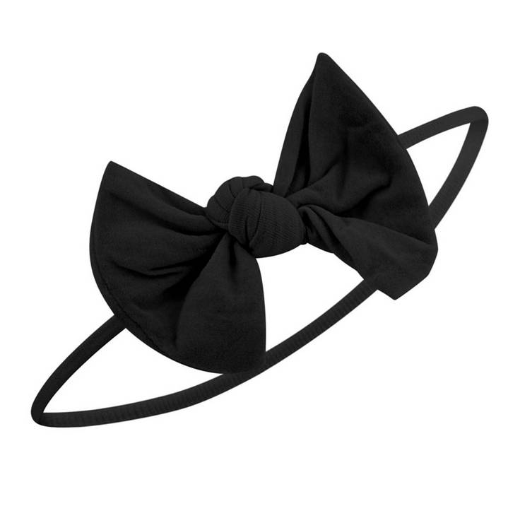 Ryan & Rose Cutie Bow Skinny Black LE