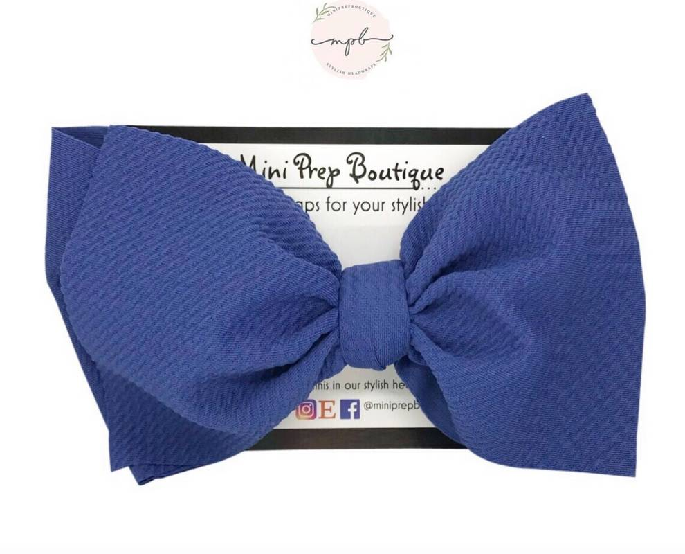 Mini Prep Boutique Charlie Bow