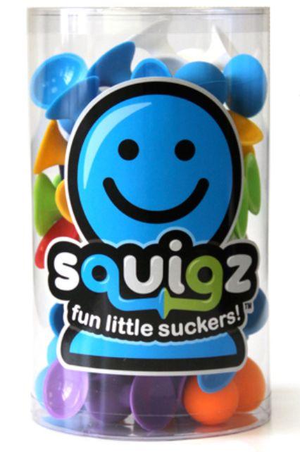 Brain Toy Co. Squigz-Starter Set