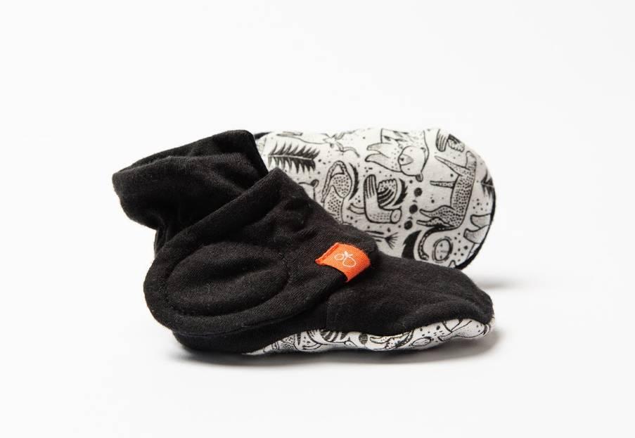 Kinship Black Boots
