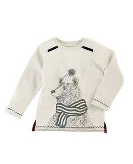 Mudpie Arctic Bear T-Shirt