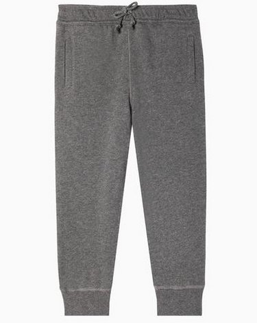 Art & Eden Charcoal Grey Mini Mercer Jogger