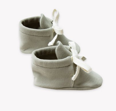 Quincy Mae Sage Organic Boots