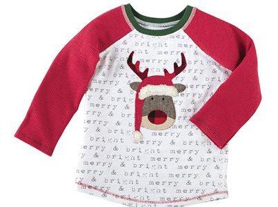 Mudpie Reindeer Alpine T-Shirt