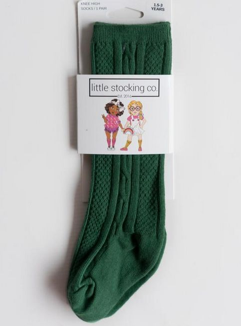 Little Stocking Company Eden Knee High Socks