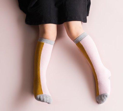 Little Stocking Company Golden Girl Knee High Socks