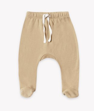 Quincy Mae Honey Organic Footed Pant