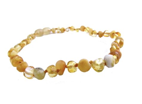 The Amber Monkey 10-11 POP Necklace