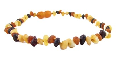The Amber Monkey 12-13 POP Necklace