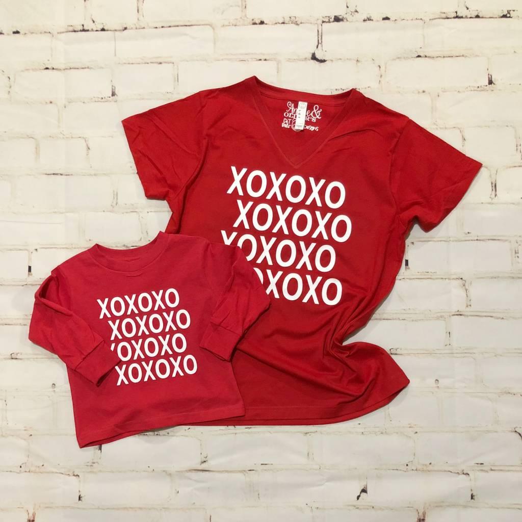 Annie & Olivers + Fat Bear Designs Valentine's Shirt