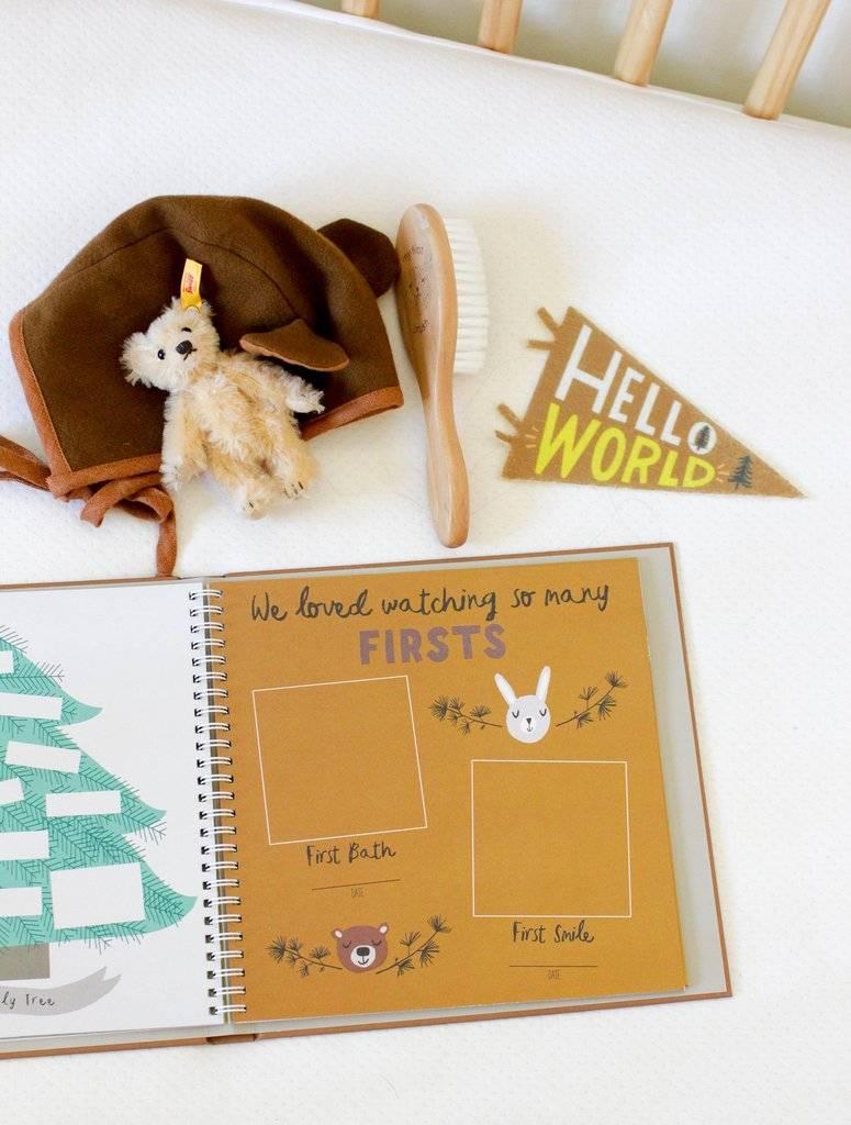 Lucy Darling Little Camper Memory Book