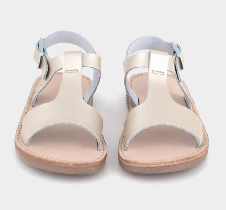 Freshly Picked Platinum Malibu Sandal