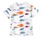 Art & Eden Sea Life Mini Logan T-Shirt