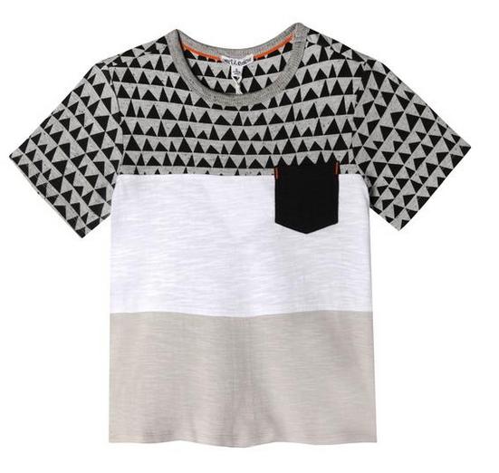 Art & Eden Triangle Jayden T-Shirt