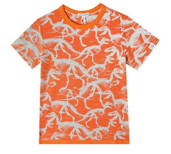 Art & Eden Dinosaur Oliver T-Shirt