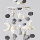 Mudpie Star & Moon Mobile