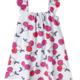 Art & Eden Cherries Lana Dress